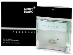 Mont Blanc Presence Homme EDT 50ml