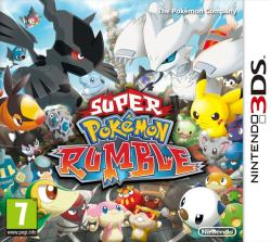 Nintendo Super Pokémon Rumble (3DS)