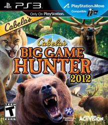 Activision Cabela's Big Game Hunter 2012 (PS3)