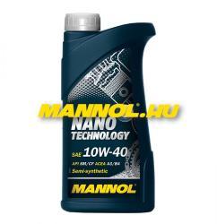 MANNOL Nano Technology 10W-40 (1L)