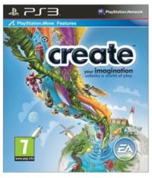 Electronic Arts Create Move (PS3)