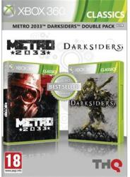 THQ Double Pack: Metro 2033 + Darksiders (Xbox 360)