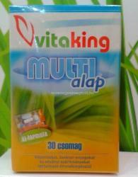 Vitaking Multi Alap Havi Csomag 30db