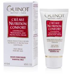 Guinot Crema continuu hranitoare si protectoare (Pentru piele uscata) 50ml