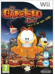 Nintendo The Garfield Show Threat of the Space Lasagna (Wii)