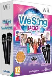 Nordic Games We Sing Pop! [Microphone Bundle] (Wii)