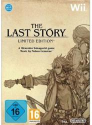 Nintendo The Last Story [Limited Edition] (Nintendo Wii)
