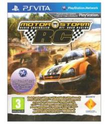 Sony MotorStorm RC (PS Vita)