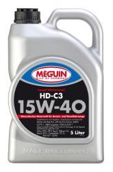 Meguin 15W-40 HD-C3 5L
