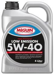 Meguin Low Emission 5W-40 (4 L)