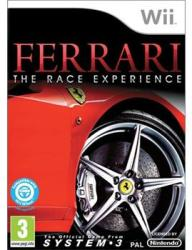 System 3 Ferrari The Race Experience (Nintendo Wii)
