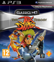 Sony The Jak and Daxter Trilogy [Classics HD] (PS3)