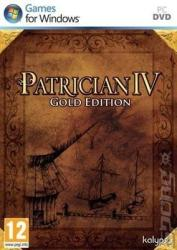 Kalypso Patrician IV [Gold Edition] (PC)