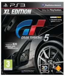 Sony Gran Turismo 5 [XL Edition] (PS3)