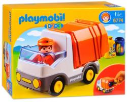 Playmobil Szemeteskocsi (6774)