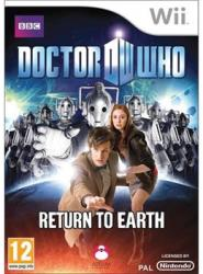 Koch Media Doctor Who: Return to Earth (Nintendo Wii)