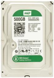 """Western Digital Caviar Green 3.5"""" 500GB 64MB WD5000AZRX"""