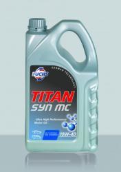 Fuchs 10W-40 Titan Syn MC 4L