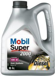 Mobil Super 2000 X1 10W-40 Diesel (4L)