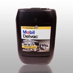 Mobil 10W40 Delvac XHP Extra 20L