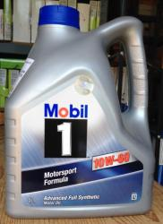 Mobil Extended Life 10W-60 (4L)