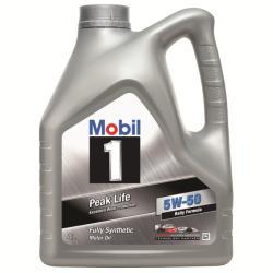 Mobil 1 Peak Life 5W-50 4L
