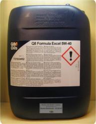 Q8 Formula Excel 5W40 (20L)