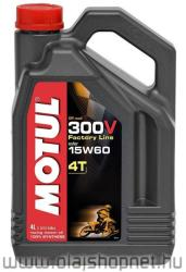 Motul 300V Factory Line 15W60 4T Off Road (4L)