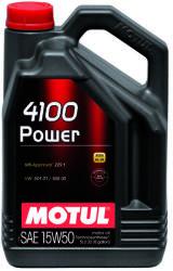Motul 4100 Power 15W-50 5L