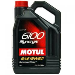 Motul 6100 Synergie 15W50 5L