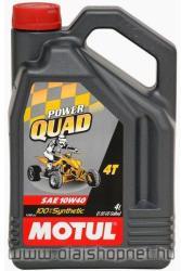 Motul PowerQuad 4T 10W40 (4L)
