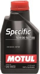 Motul Specific 504.00 / 507.00 5W30 (1L)