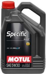 Motul SPECIFIC DEXOS 5W-30 5L