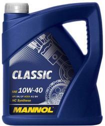 MANNOL 10w40 Classic 4L