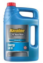 Texaco Havoline Energy 5W30 5L