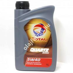 Total 5W-40 Quartz 9000 1L