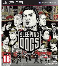 Square Enix Sleeping Dogs (PS3)