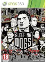 Square Enix Sleeping Dogs (Xbox 360)