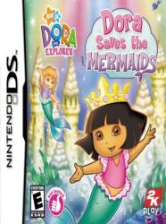 Take-Two Interactive Dora the Explorer: Dora Saves The Mermaids (Nintendo DS)