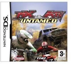 THQ MX vs ATV Untamed (Nintendo DS)