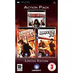 Ubisoft Action Pack: Driver 76 + Prince of Persia Revelations (PSP)