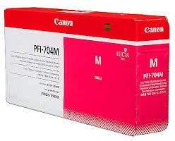 Canon PFI-704M Magenta