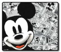 Cirkuit Planet Mickey Retro DSY-MP061