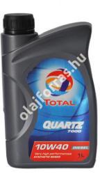 Total 10W40 Quartz Diesel 7000 (1L)
