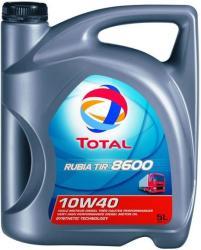 Total 10w40 Rubia Tir 8600 5L