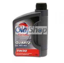 Total 5W30 Quartz Ineo ECS (1 L)
