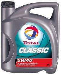 Total 5w40 Classic 5L