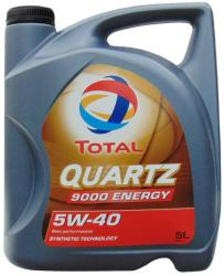 Total Quartz 9000 Energy 5W40 (5L)