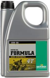 Motorex Formula 4T 15W-50 (4L)