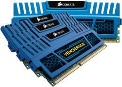 Corsair 16GB (4x4GB) DDR3 1600MHz CMZ16GX3M4A1600C9B